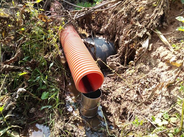 Фото В Кирове в реке Мостовице обнаружили загрязняющие вещества
