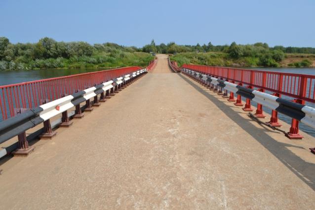 Фото Мост через Чепцу откроется 4 сентября