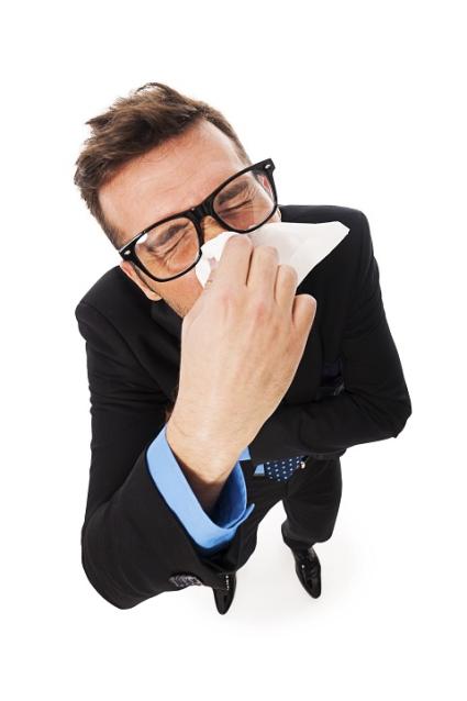 Фото В Коми за неделю 7127 человек заболели ОРВИ