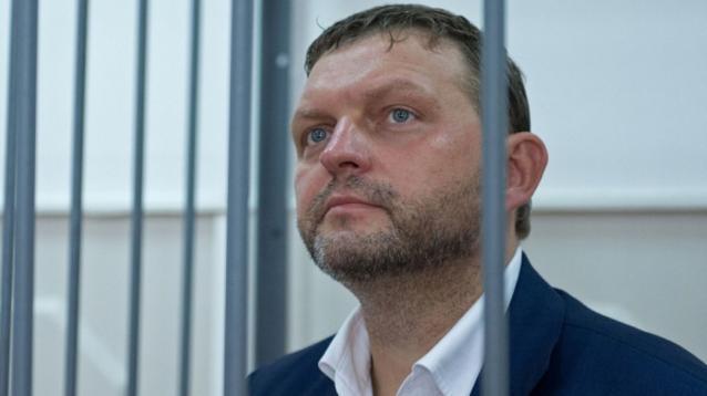 Фото Экс-губернатор Кировской области Никита Белых не признает вину в предъявленных обвинениях