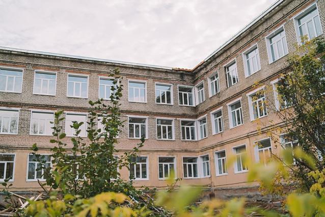Фото Следком проведет проверку из-за приостановки капремонта школы №7 Кирово-Чепецка