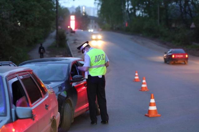 Фото За выходные в Кировской области задержали 36 нетрезвых водителей