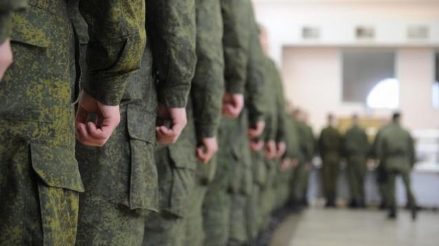Фото 1,5 тысячи призывников из Кировской области отправится в армию осенью