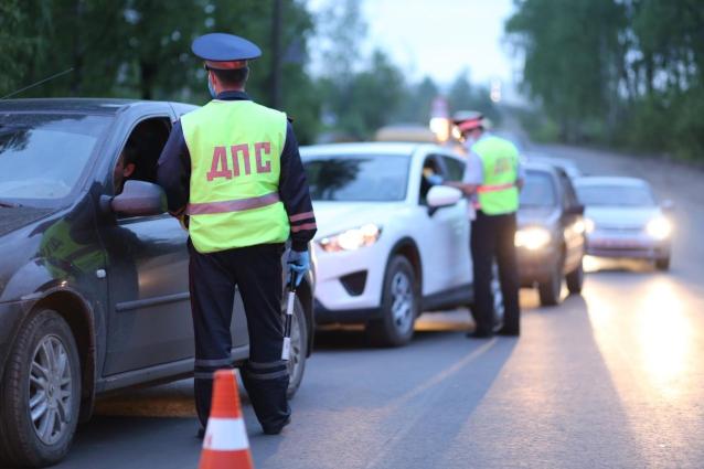 Фото В Кировской области за выходные задержали 34 нетрезвых водителя