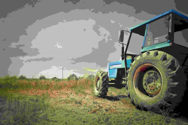 Фото Житель Ухты угнал трактор с автостоянки