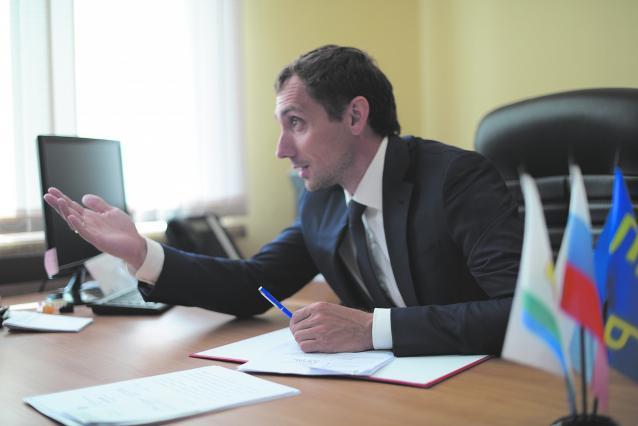 Фото Владимир Костин возглавил фракцию ЛДПР в ОЗС