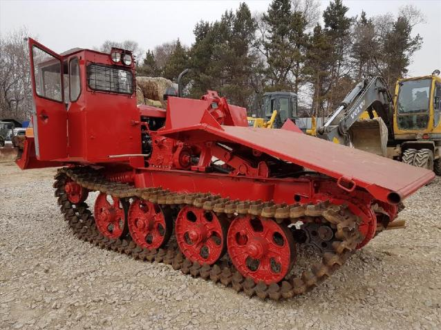 Фото В Кировской области мужчина незаконно распилил трактор и сдал его на металлолом