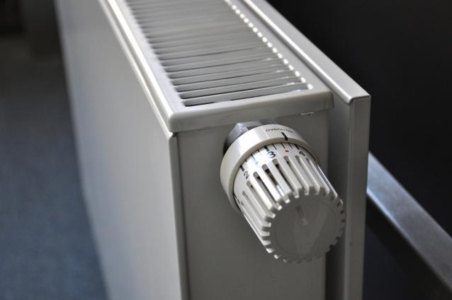 Фото В Ухте отопление включили в 46 детских садах и 33 школах