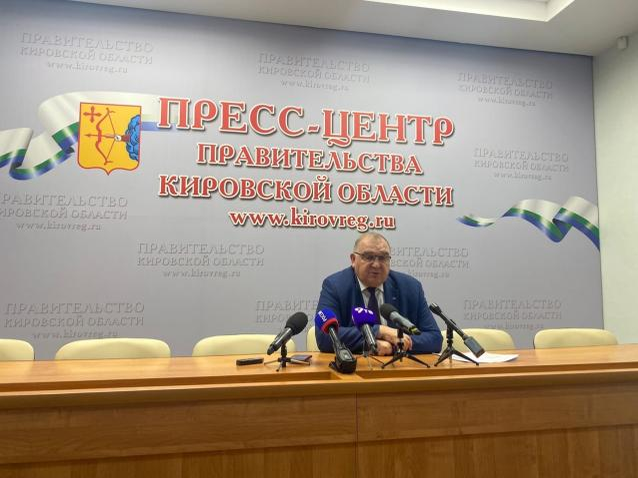 Фото Алексей Круглов назвал тяжелой избирательную кампанию в Кировской области