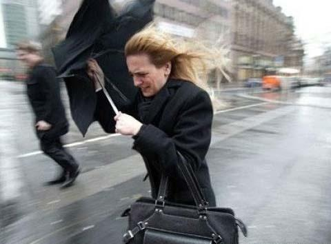 Фото В Воркуте до 9 сентября объявили метеопредупреждение из-за усиления ветра