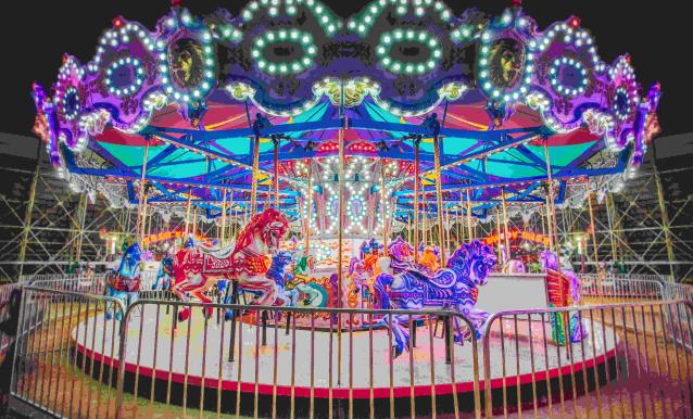 Фото 21 августа в ТЦ «Макси» откроется новый парк развлечений для детей