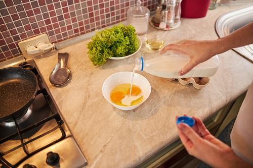 Фото В Коми за неделю подорожали яйца, молоко и огурцы