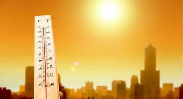 Фото В Кировской области объявили метеопредупреждение из-за жары до +36 градусов
