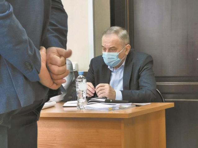 Фото Заседание по делу Быкова длилось 15 минут
