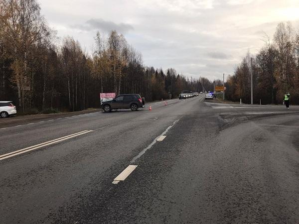 Фото В Кировской области в ДТП пострадали женщина и трое детей