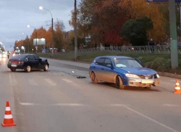 Фото В Кирове в ДТП на Московской пострадал несовершеннолетний пассажир