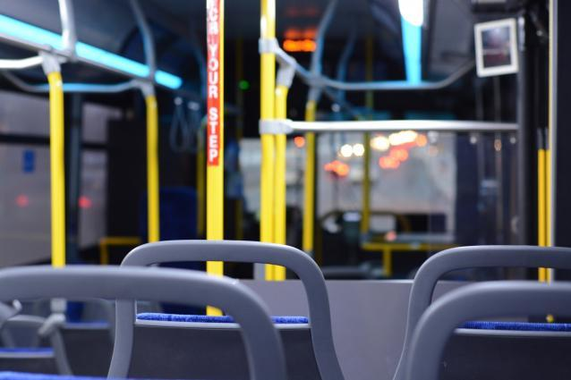 Фото В Сыктывкаре временно изменится движение автобусов по маршрутам 3, 5, 7 и 55