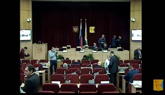 Фото На пост спикера Заксобрания Кировской области выдвинули Береснева и Ковязина