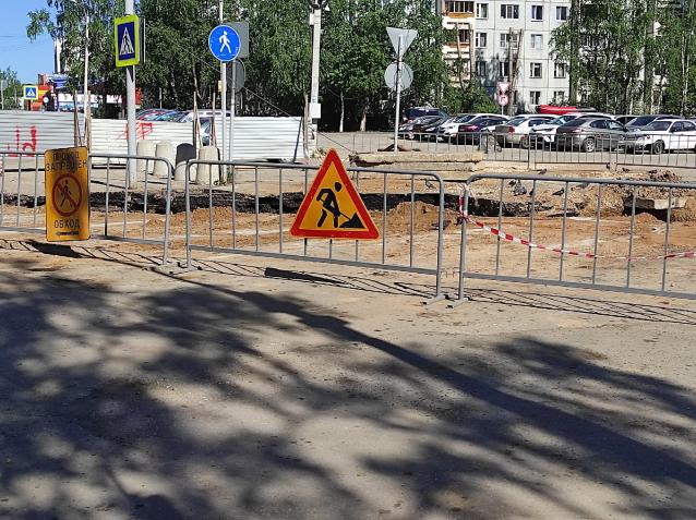 Фото В Краснозатонском ремонтируют дорогу по улице Корабельной