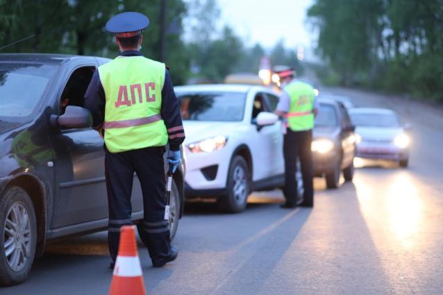 Фото Завтра в Октябрьском районе Кирова пройдут «сплошные проверки» водителей на предмет неуплаты штрафов