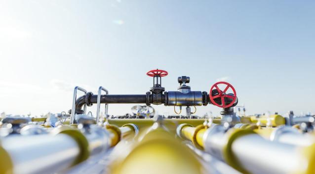 Фото В Кирове построили газопровод до микрорайона Чистые пруды