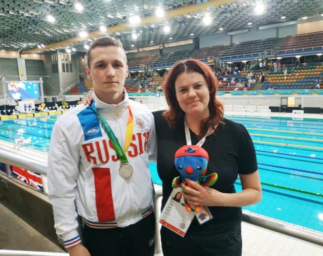 Фото Михаил Кулябин из Кирова примет участие в Паралимпийских играх в Токио