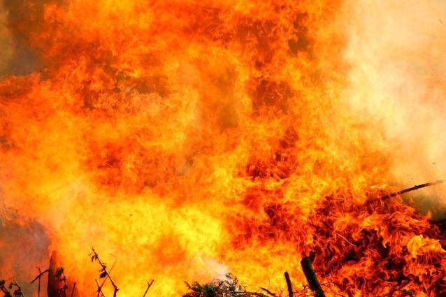 Фото В Кировской области 9 октября в пожарах погибли двое мужчин
