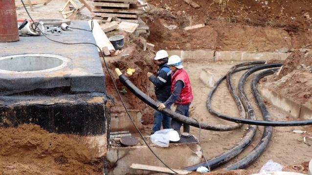 Фото В среду жителям Костино дадут горячую воду
