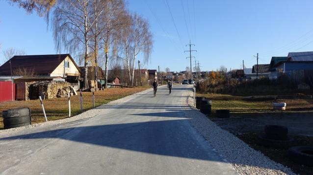 Фото Завершен ремонт еще трех улиц в частном секторе Кирова