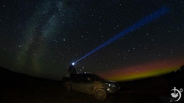 Фото В Котельниче наблюдали полярное сияние