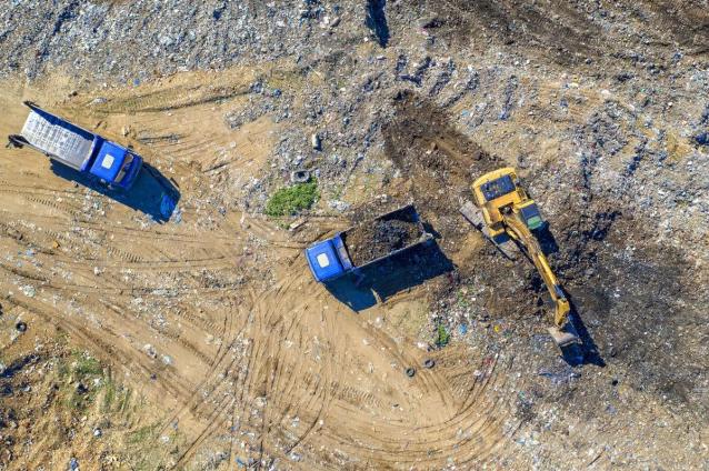 Фото Рекультивацией свалки в Слободском займется ООО «Экострой» из Саратова