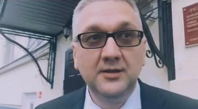 Фото Адвокат Белых Андрей Грохотов направил жалобу в Генпрокуратуру и СК РФ