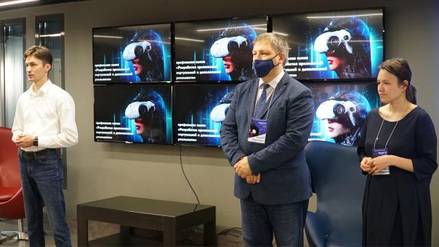 Фото В Усинске в 2022 году откроют IT-куб