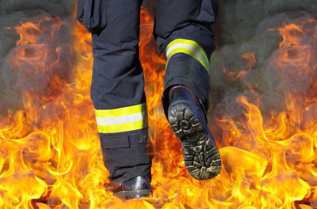 Фото Спасатель из Коми прошёл в финал конкурса «Лучший пожарный»