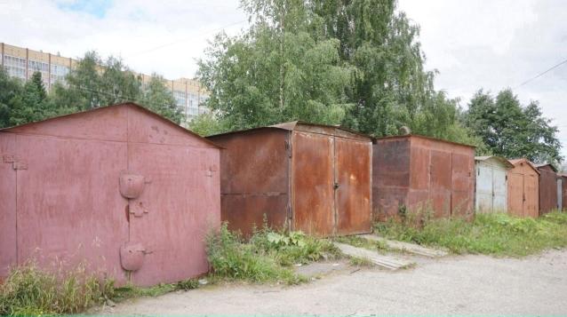 Фото Мэрия Сыктывкара просит жителей убрать самовольно установленные гаражи