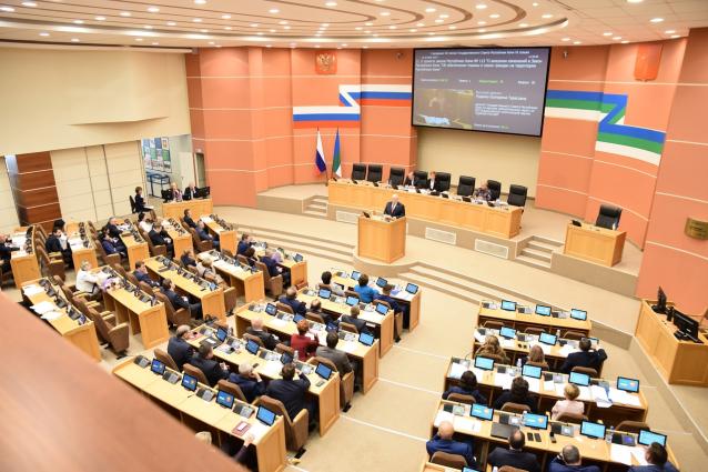 Фото 0 законопроектов от ЛДПР. «Источник» выявил самую пассивную партию в Госсовете Коми