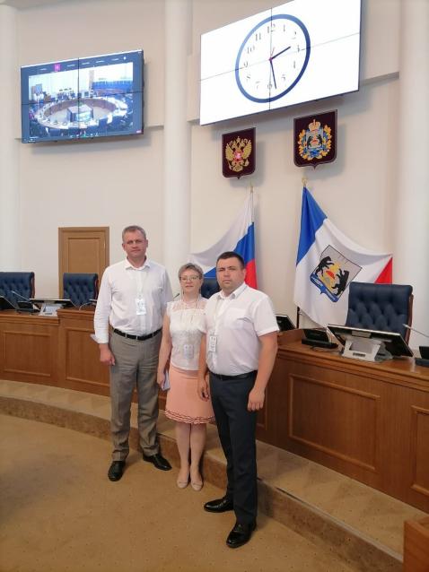 Фото Министерство спорта Коми может возглавить Наталья Карина