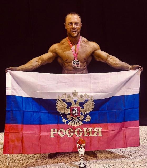 Фото Бодибилдер из Кировской области победил на «Arnold Classic Europe-2021»