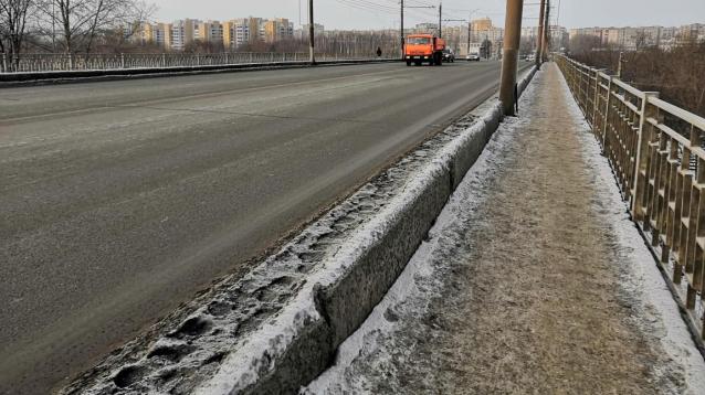 Фото В Кирове на обследование мостов и путепроводов потратят 10 млн рублей