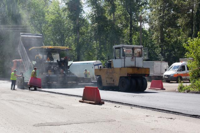 Фото В Бахте и Порошино отремонтируют тротуары