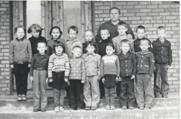 Фото Сыктывкарцы вспомнили своих первых учителей