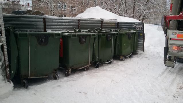 Фото «Куприт» направит 3739 новых контейнеров в муниципальные образования Кировской области