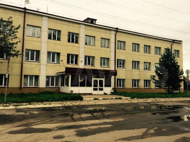 Фото В Кирове здание пансионата продают за 200 млн рублей