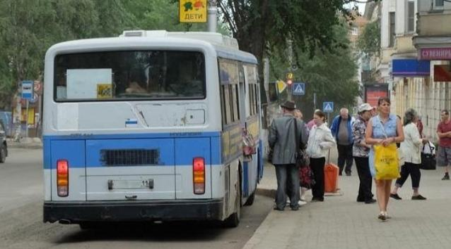 Фото В Сыктывкаре с 1 сентября начнут курсировать автобусы с аппарелями