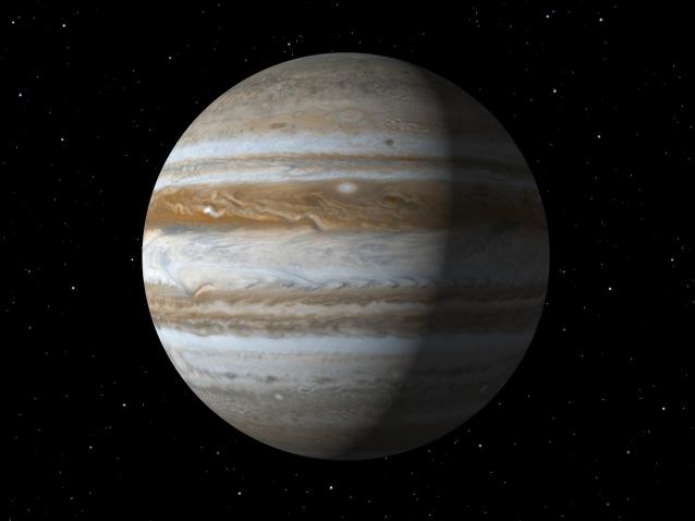 Фото Кировчане смогут наблюдать за Юпитером в телескоп на набережной Грина