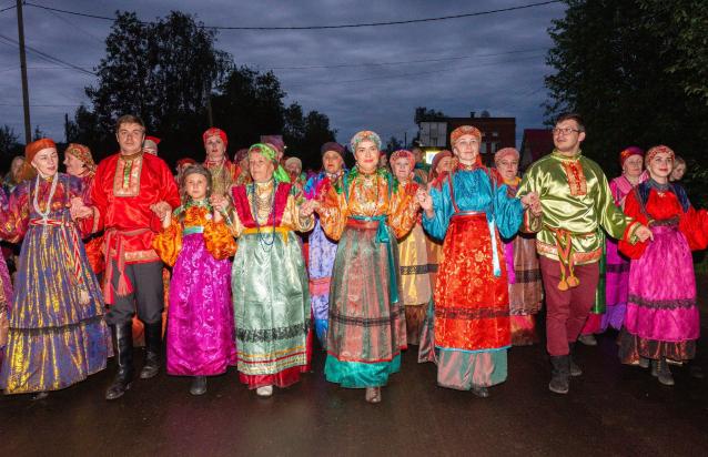 Фото В правительстве Коми пересмотрят вопрос об отмене национальных праздников