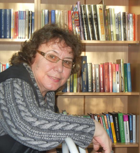 Фото Стихи вятской поэтессы теперь изучают в российских школах