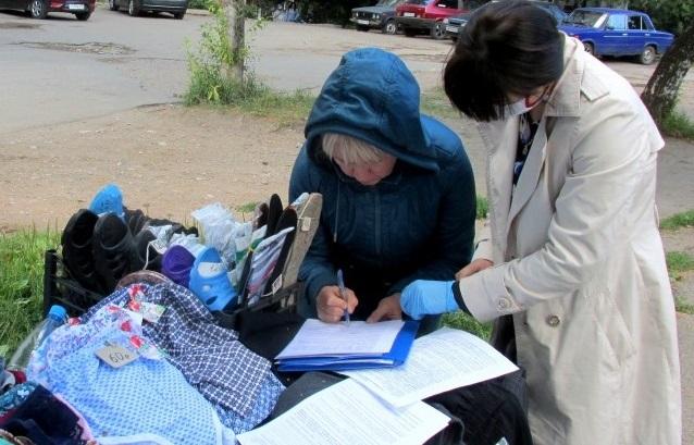 Фото В Кирове оштрафовали нарушителей тишины и уличных торговцев