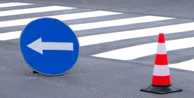 Фото Из-за земляных работ на трех улицах Сыктывкара ограничат движение транспорта