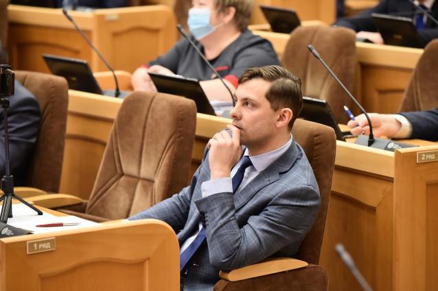Фото Олег Михайлов сложил полномочия депутата Госсовета Коми досрочно